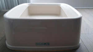 Martha Stewart cat litter box - size XL - used 1x
