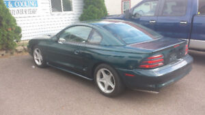 1995 mustang gt 5.0L 5 speed  looking to trade or 3500 cash firm