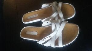 Rockport Leather sandles