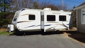 Heartland North Country Lakeside 26 Foot Travel Trailer