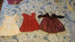 18 month christmas dresses