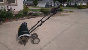 YardWorks Electric Tiller For SALE