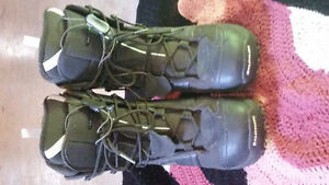 Gently used Salomon boots