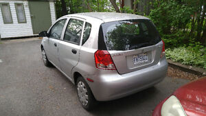 2008 Suzuki Swift 1600$ négociable
