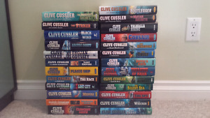 Clice Cussler Collection