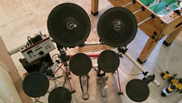 Yamaha DTXPRESS IV Drum Set