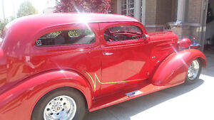 """ RARE""..1936 CHEVROLET MASTER DELUXE HOT ROD"