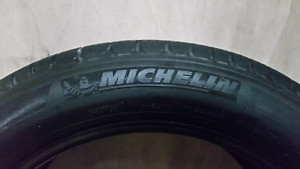 255 50 R19 michelin lattitude
