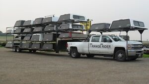 "All ""Range Rider"" & ""Arrow"" Truck Canopies Now $400.00 Off !!"