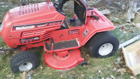 15 horse mastercraft lawn tractor