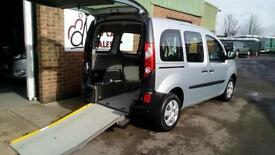 2011 Renault Kangoo Extreme Automatic Wheelchair Disabled Accessible Vehicle Car