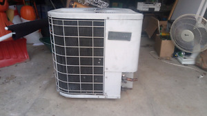 Kenmore air conditioner, Central air system