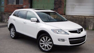 2007 Mazda CX-9 GT SUV, Crossover, AWD- Fully Loaded