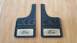 Ford mud guards