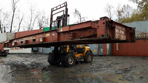 Flat Rack / Steel Container Bridge 20' & 40
