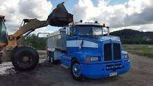 Kenworth T400 tipper Burleigh Heads Gold Coast South Preview