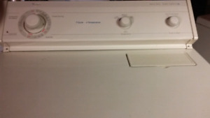 Dryer's ranging from $125 to $75