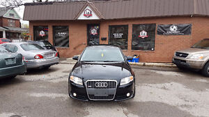 2008 Audi A4  3.2L S.LINE QUATTRO  IN MINT CONDITION