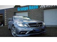 2009 MERCEDES-BENZ E CLASS 2.1 E250 CDI BLUEEFFICIENCY SPORT AUTO DIESEL