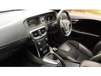 2016 Volvo V40 T3 (152) R DESIGN 5dr with Hea Manual Petrol Hatchback