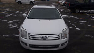 FORD FUSION SEL  2006 LEATHER  SUNROOF EXCELLENT CONDITION Strathcona County Edmonton Area image 11