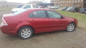 2006 ford fusion     4 cylinder