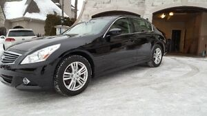 2012 Infiniti G37x BLUETOOTH-CUIR IMPECCABLE