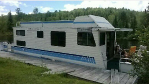 Houseboat for sale WANT GONE serious bargain, not negotiable!