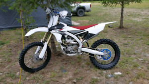 2014 yz250f - trade for jeep