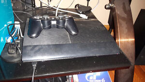 Playstation 3 2 controllers + 8 games