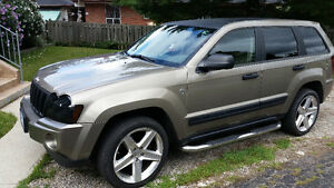2005 Jeep Grand Cherokee 4.7 V8 SUV, Crossover