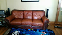 3 Piece couch set in good condition