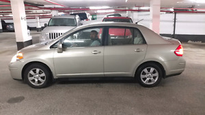 2007 Nissan Versa SL! Etest and Safety certified!