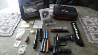 Empire vanquish 1.5 with all the goodies paintball