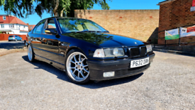 Bmw e36 328i Automatic 136k £1700 no offers