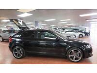 2009 AUDI A3 2.0 TDI Black Edition S Line XENONS FULL LEATHER