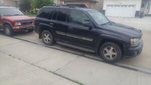 2002 Chevrolet Trailblazer LT SUV, Crossover