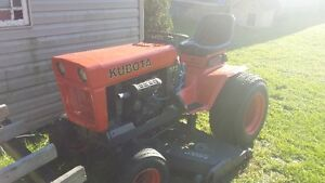 (SOLD) Bolens/Kubota lawn tractor forsale or trade for zero turn