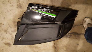 Arctic Cat right side hood assembly needed for 2010 Z1 turbo
