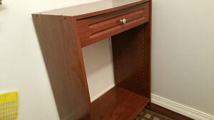 One drawer unit for dresser/ hallway/ bathroom