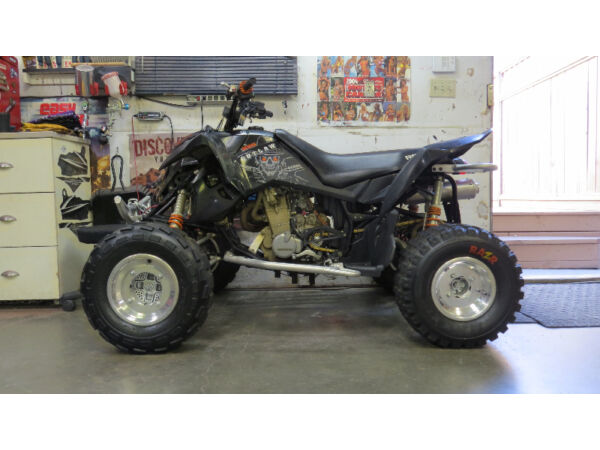 Used 2007 Polaris Outlaw 525 IRS