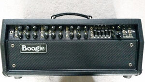 Mesa Boogie Mark V 90 head. Excellent condition.