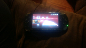 Sony psp 7games and 2 movies