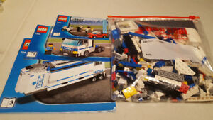 NEW PRICE! - Lego City sets for sale (7 sets)