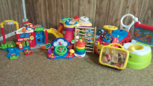 Children's\Toddler's Toys Lot! perfect for Christmas!!!