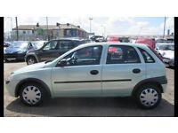 Bargain : Vauxhall Corsa 1.0lt, 1 Year MOT, 69k 5 doors!!
