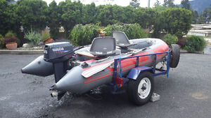 Achilles Inflatable Sport Utility Boat