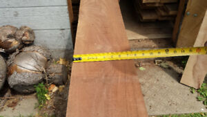 Walnut Boards Rough Sawed and Dried $5.00 BF