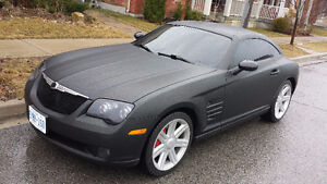 2004 Chrysler Crossfire Limited Edition Coupe (2 door)