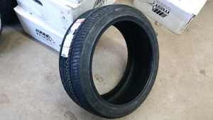 NEW! 235 x 40 x 18 tires - 4 total